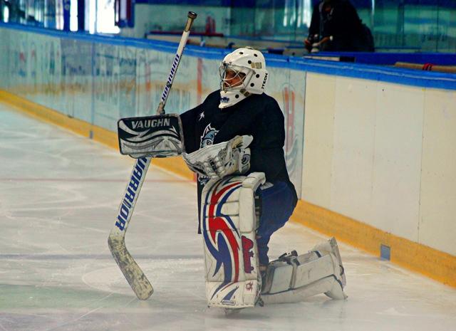 Хоккеисты Сибири вышли из отпуска