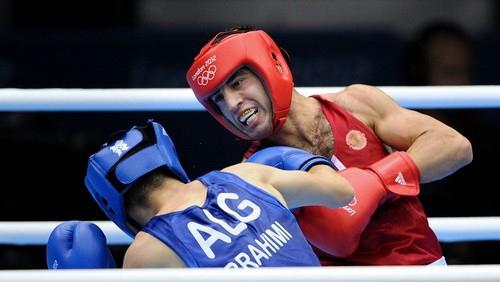 Михаил Алоян - бронзовый призер Игр XXX Олимпиады в Лондоне!