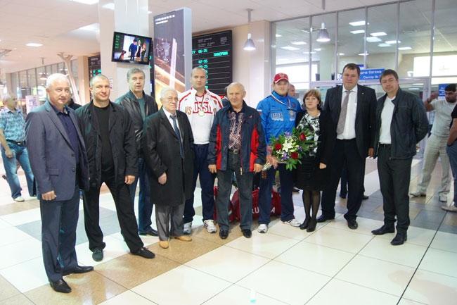 Даниил Иванов  становится трехкратный чемпионом мира