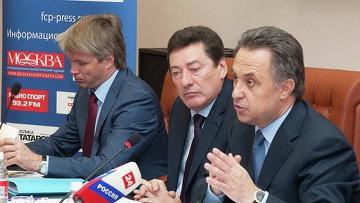 Виталий Мутко: надо прекращать с этими двойными, тройными зачетами.