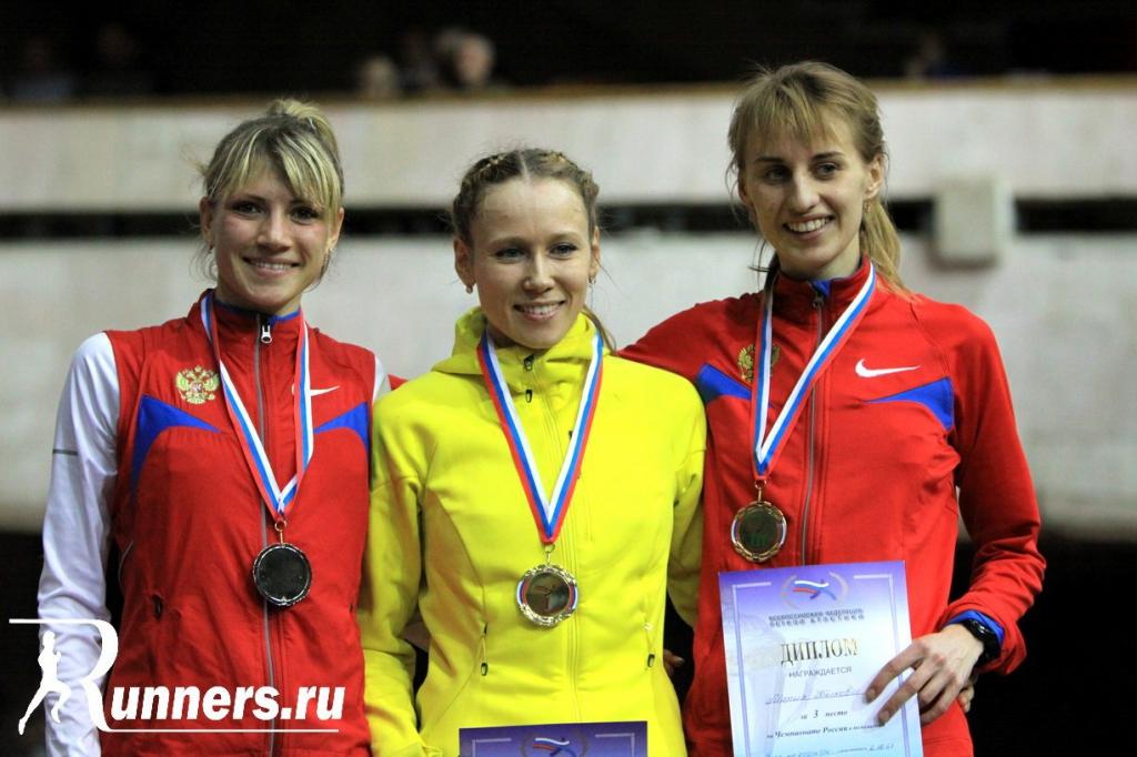 Римма Родько - чемпионка России по легкой атлетике