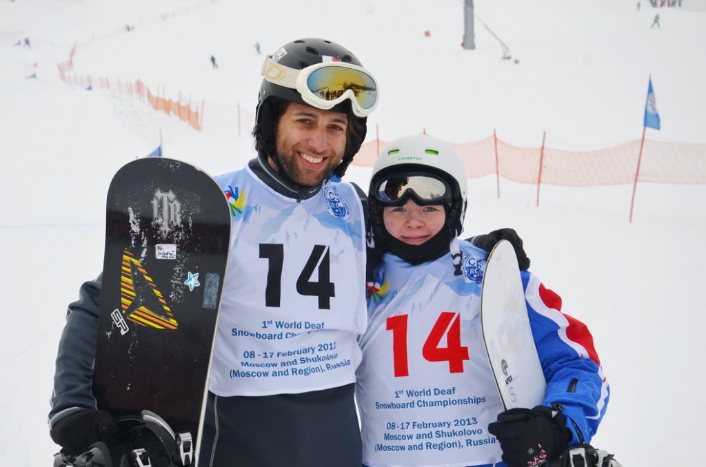 Последний день чемпионата мира по сноуборду