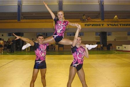 В Новосибирске пройдут чемпионат и первенство Сибирского федерального округа по спортивной аэробике