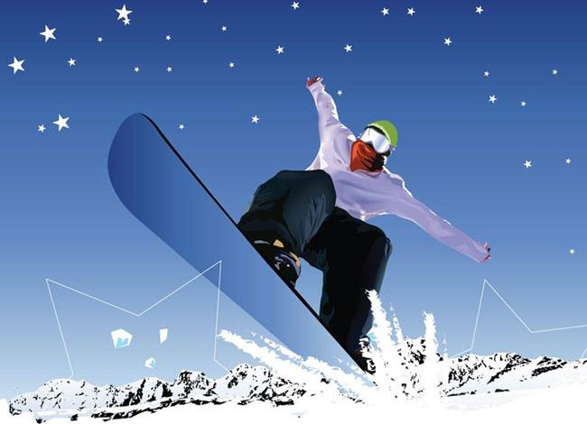 Новосибирские сноубордисты становятся победителями и призерами VI Международных детских зимних игр