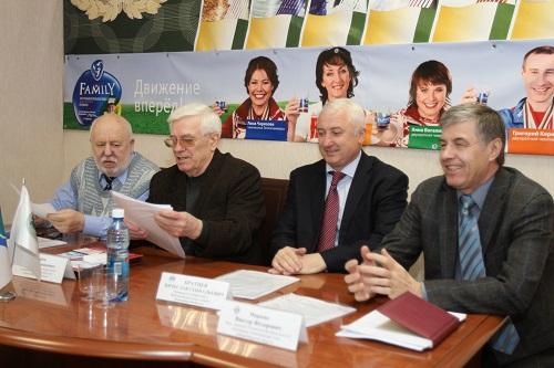 Заседание президиума РОО «Олимпийский Совет в Новосибирской области»