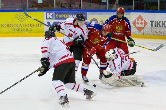 Победный гол новосибирца на чемпионате мира по хоккею!