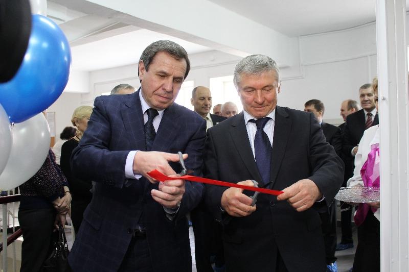 Состоялось открытие исторического бассейна «Динамо»