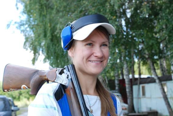 Представительницы Новосибирска победили на ЧР по стрельбе в «ските»