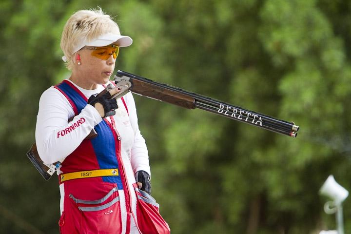 Ольга Панарина вторая на Чемпионате России.