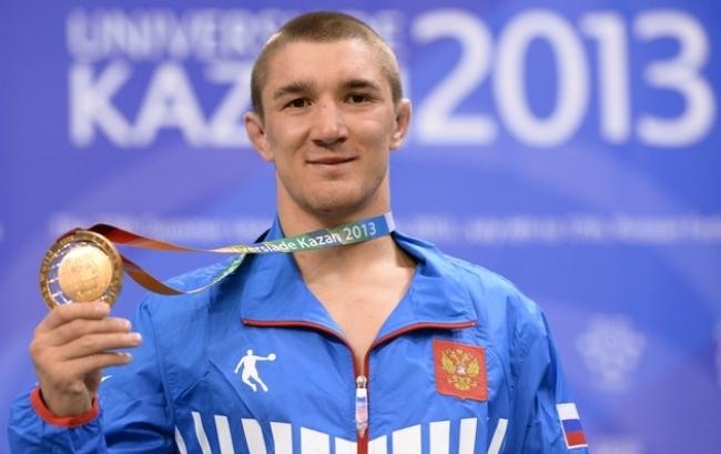 Новосибирский борец греко-римского стиля Иван Татаринов становится победителем на Универсиаде в Казани