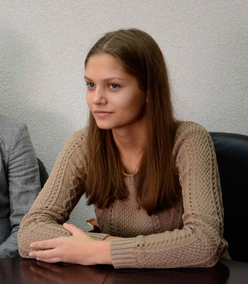 Яна Обвинцева – призер этапа Кубка мира