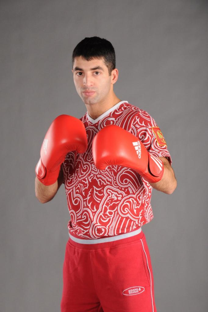Михаил Алоян становится двукратным чемпионом мира!