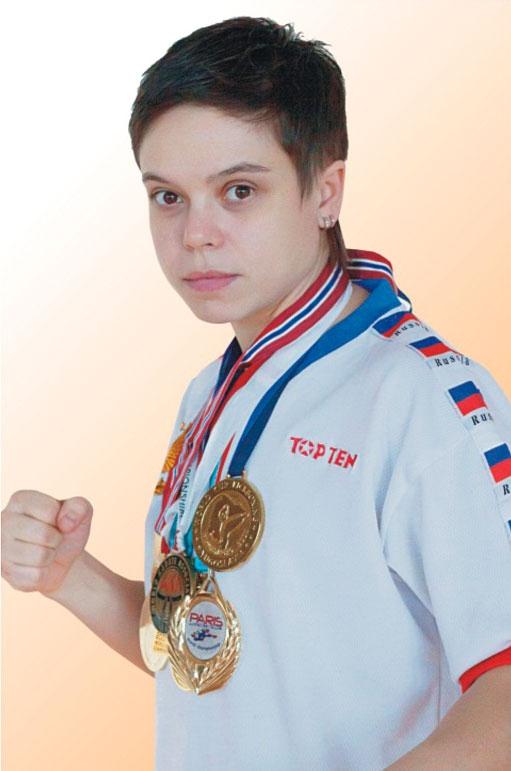 ОЛЕСЯ ГЛАДКОВА: «Первый шаг на пути к Олимпийским играм сделан»