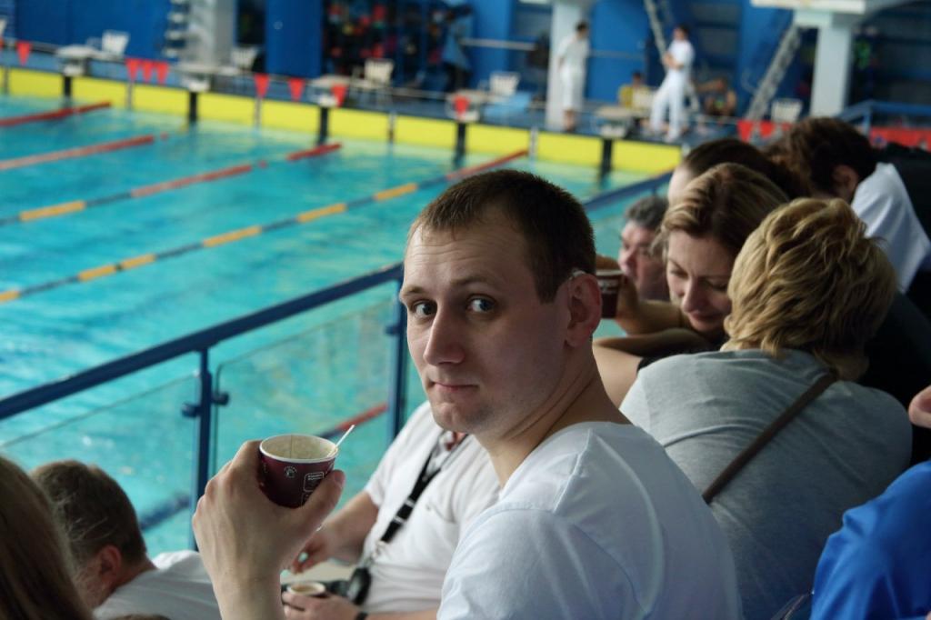Победой новосибирца завершился чемпионат России по плаванию (спорт глухих)