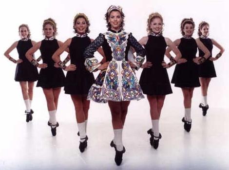В Новосибирске пройдут соревнования по ирландским танцам