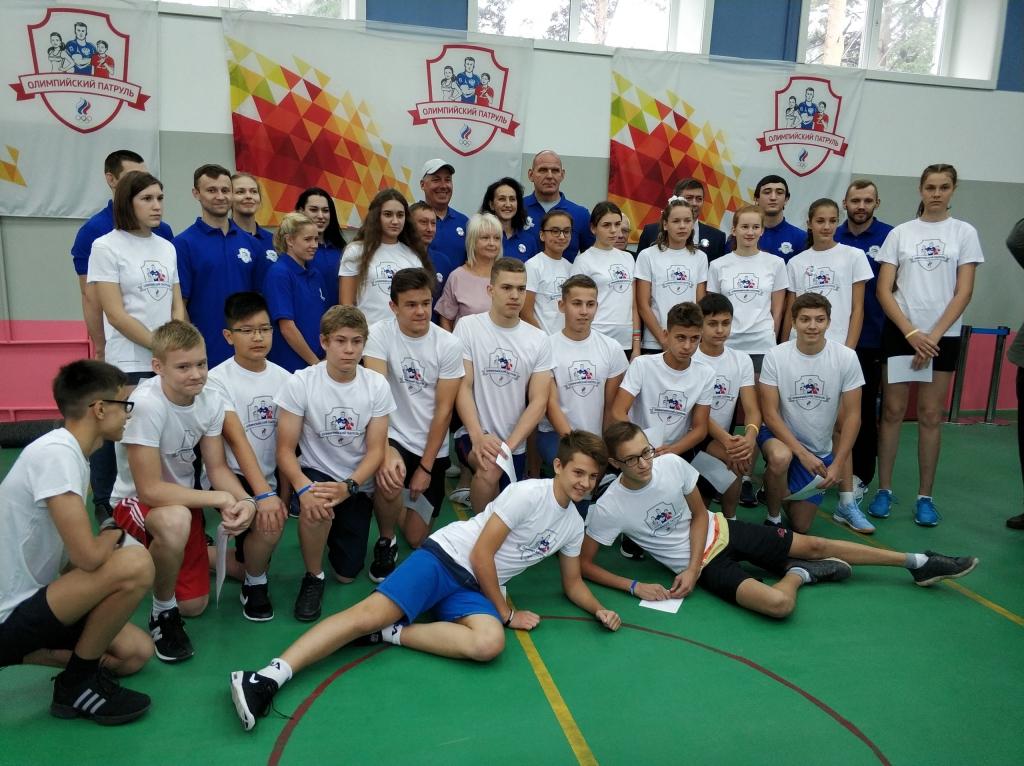 Новосибирские чемпионы дают старт новому учебному году!