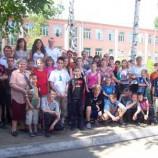 День защиты детей в детском доме №4.