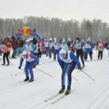 Итоговый релиз гонки «лыжня России-2009»
