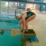 У спортсменов НЦВСМ 15 медалей на ЧР по плаванию в ластах