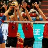 Волейбольный турнир Сурдлимпиады начался побед России