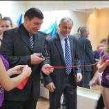 Открытие нового спортивно-оздоровительного комплекса