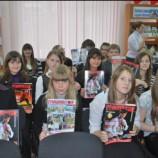 Форум здоровья в новосибирской библиотеке.