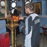 Победить нашим спортсменам поможет вера в Бога