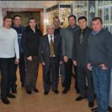 В НЦВСМ прошла встреча с В. Сальниковым и В. Авдиенко