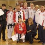В Самаре прошел Чемпионат России по тхэквондо ИТФ