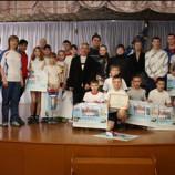 Юные спортсмены – защитники Родины