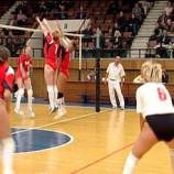 Завершился турнир по волейболу памяти Тычкова Ю.И.