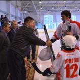 Стартовало Открытое Первенство Новосибирска по хоккею