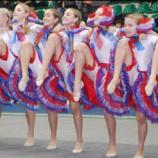 В Новосибирске в 10 раз пройдет турнир по художественной гимнастике памяти И.Н. Федоровой