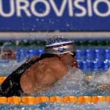 Валентина Артемьева – двукратная победительница московского этапа Кубка мира по плаванию на короткой воде