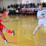 «Сибиряк» обыграл «Синару» и упрочил лидерство в турнирной таблице