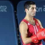 Михаил Алоян в полуфинале