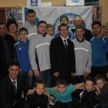 Федерация футбола инвалидов с заболеванием ДЦП подвела итоги года