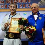 Роман Власов выиграл третий пояс победителя турнира в честь Ивана Поддубного