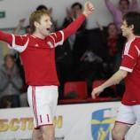 Мини-футбол: «Сибиряк» сыграл  вничью с одним из лидеров чемпионата