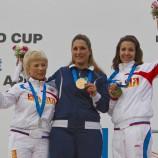 Ольга Панарина установила рекорд мира в стендовой стрельбе