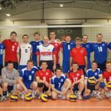 На Кубке России наши волейболисты стали вторыми