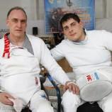 Три спортсмена Центра вернулись призерами Кубка России по фехтованию