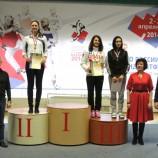 Екатерина Митрофанова приносит бронзу команде!