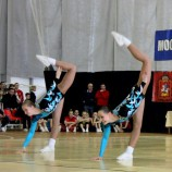 Медали новосибирцев на чемпионате России по спортивной аэробике