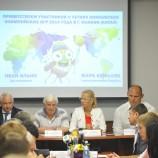 Встреча с участниками II летних юношеских Олимпийских игр прошла в НЦВСМ