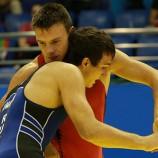 Новосибирец Марк Бемалян выиграл золото на юношеской Олимпиаде в категории до 85 кг