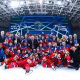 Последнее «золото» Сурдлимпиады забрали российские хоккеисты