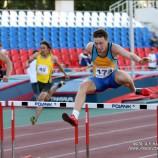 Новосибирские легкоатлеты становятся призерами чемпионата России