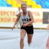 Екатерина Рогозина - серебряная призерка Кубка России по легкой атлетике