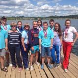 Итоги чемпионата России по подводному ориентированию